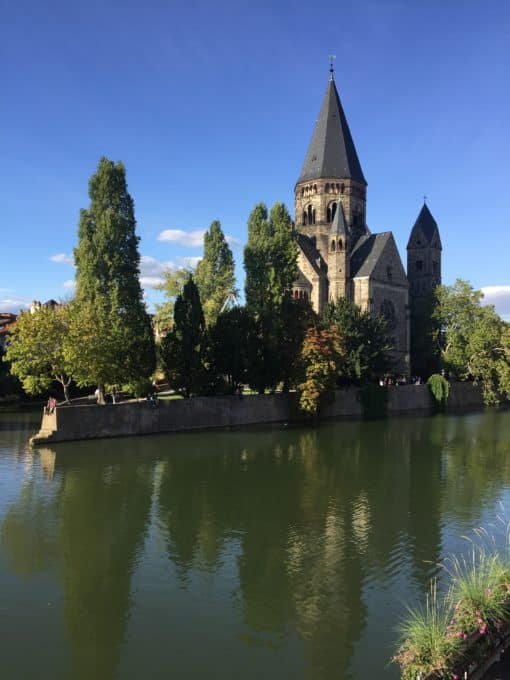 A day in Metz