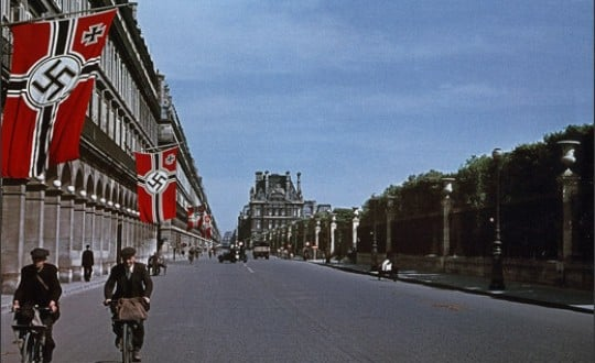Occupation de Paris 1940-1944
