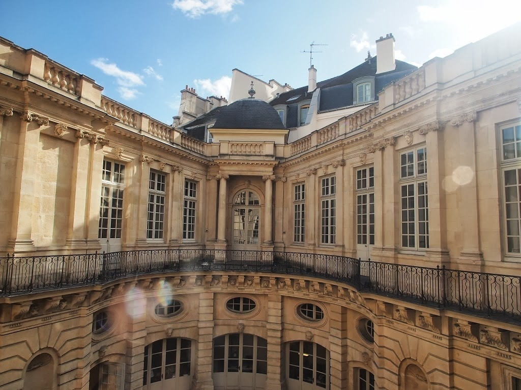 Administrative court of appeal of Paris