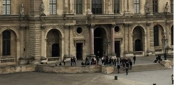 Louvre museum highlights and history